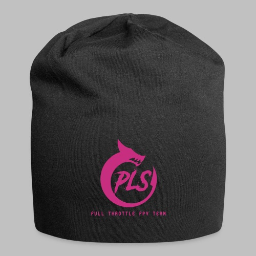PLS logo light - Bonnet en jersey