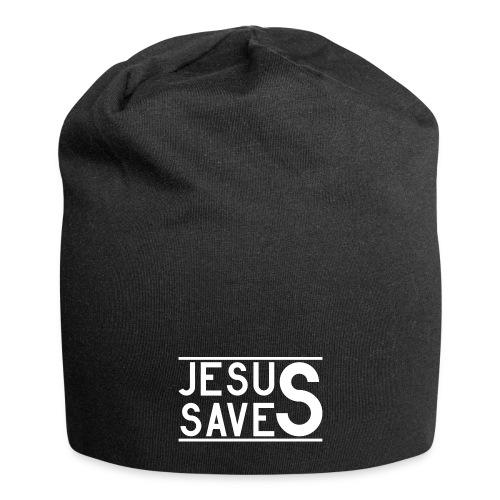 Jesus Saves - Jersey-Beanie