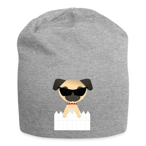 pug - Jersey Beanie