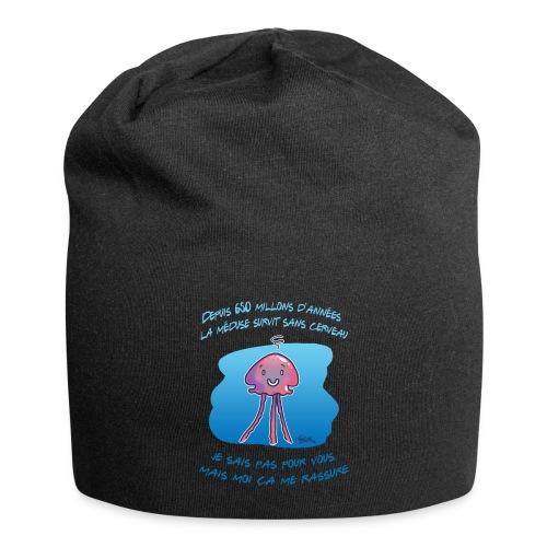 Meduse - Bonnet en jersey