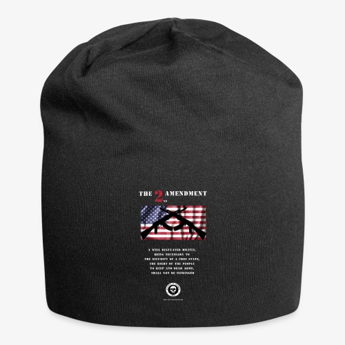 2nd Amendment - Jersey-Beanie
