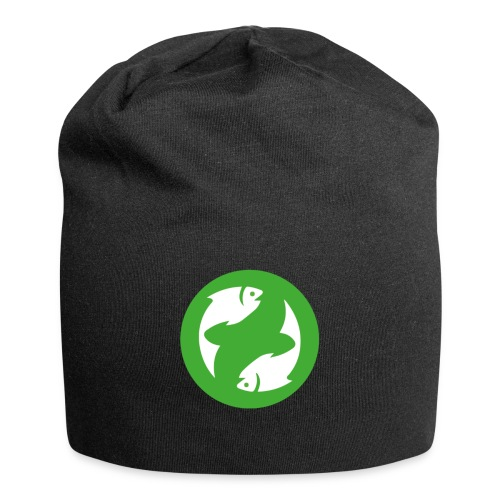 logo-simple - Bonnet en jersey