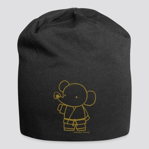 Gouden olifant - Jersey-Beanie