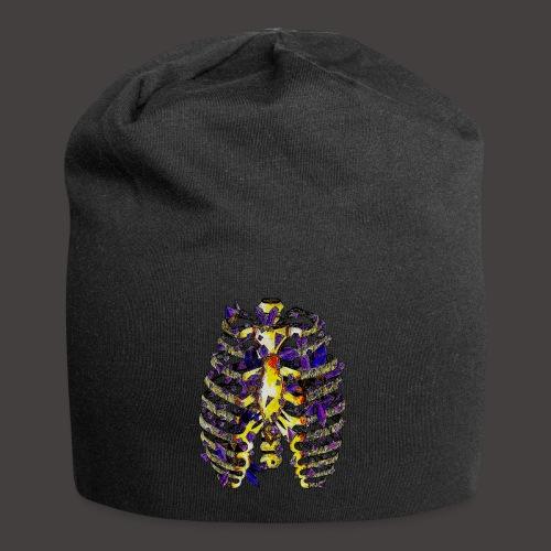 La Cage Thoracique de Cristal Creepy - Bonnet en jersey