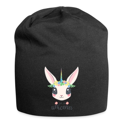 I am Unicorn - Jersey-Beanie