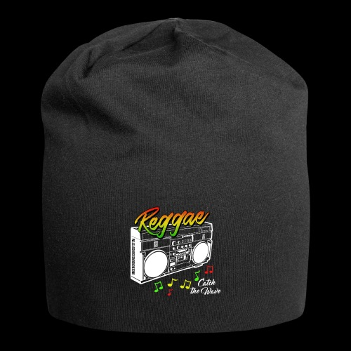 Reggae - Catch the Wave - Jersey-Beanie