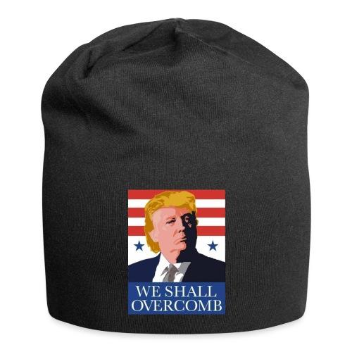 We Shall Overcomb - Jersey Beanie