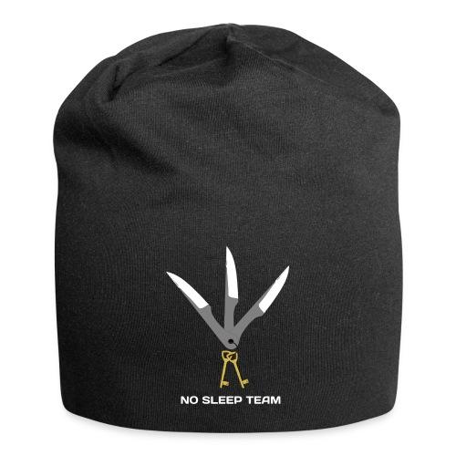 LogoNosleepWhiteCompresse - Bonnet en jersey