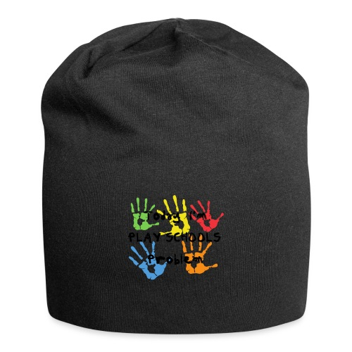 Today I'm Play Schools Problem - Jersey Beanie