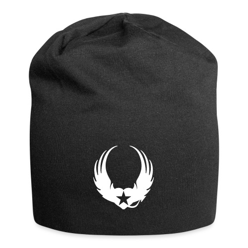 White Wing - Jersey Beanie