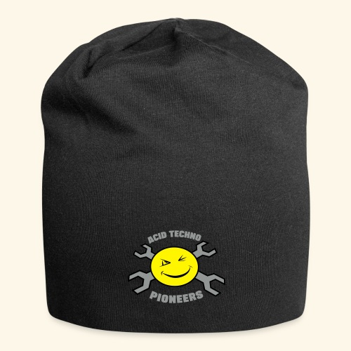 ACID TECHNO PIONEERS - SILVER EDITION - Jersey Beanie