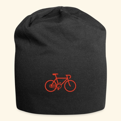 Rennrad, Race-Bike, Fahrrad - Jersey-Beanie
