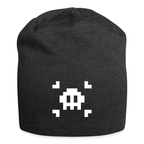 Pixel Skull - Bonnet en jersey