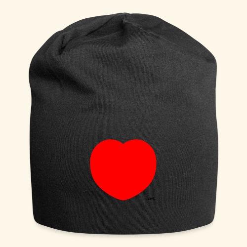 Heart - Jersey-Beanie