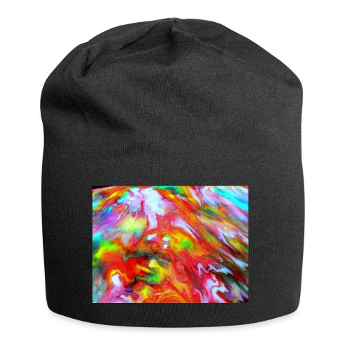 abstract 1 - Jersey Beanie