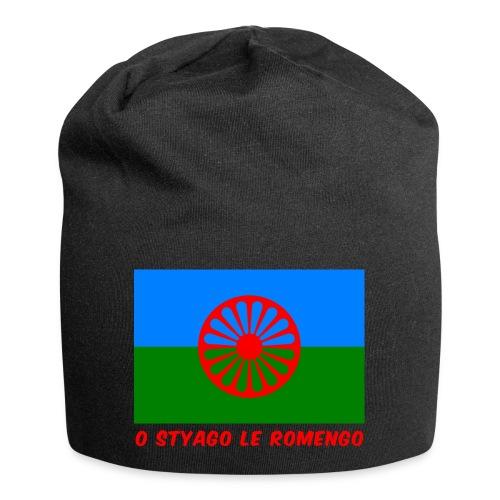 o styago le romengo flag of romani people t-shirt - Beanie in jersey