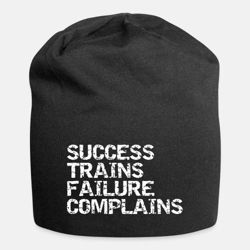 Success trains failure complains