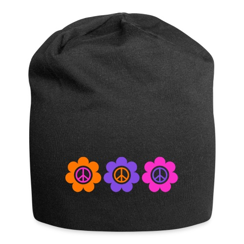 Power Flowers Of Peace Trilogy 1 - Jersey-Beanie