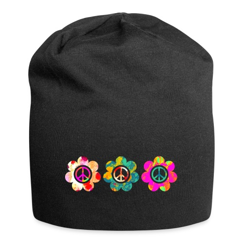 Power Flowers Of Peace Trilogy 3 - Jersey-Beanie