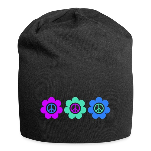 Power Flowers Of Peace Trilogy 2 - Jersey-Beanie