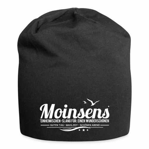 MOINSENS - Einheimischen-Slang - Jersey-Beanie