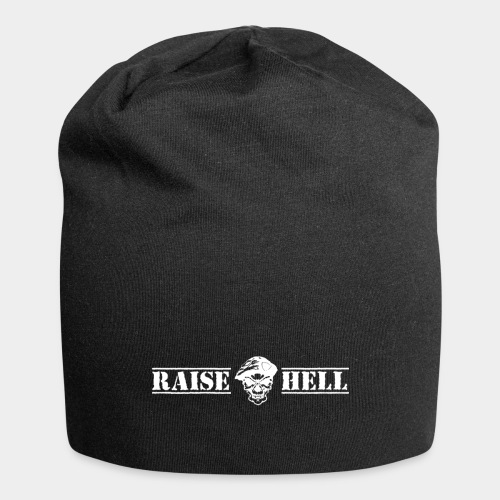 Raise Hell - Jersey Beanie