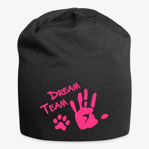 Dream Team Hand Hundpfote - Jersey-Beanie