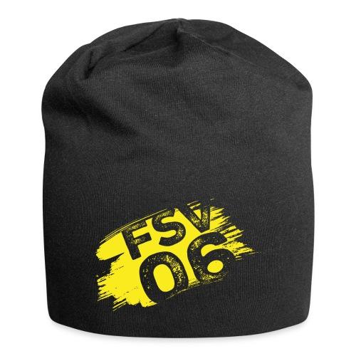 Hildburghausen FSV 06 Graffiti gelb - Jersey-Beanie