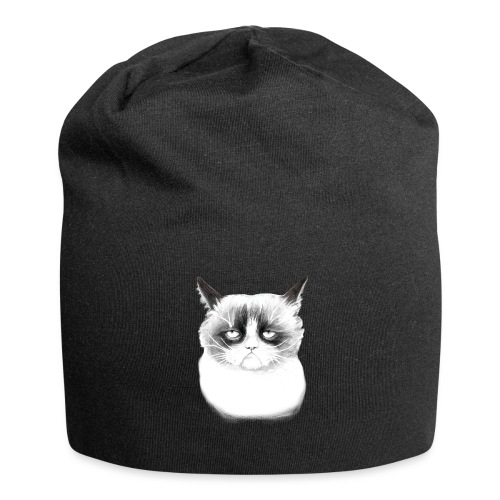 Grumpy Cat - Jersey Beanie