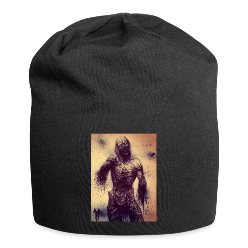 Zombie - Beanie in jersey