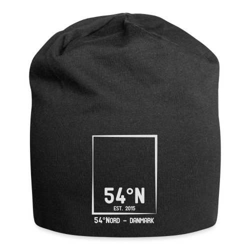 54°Nord square t-shirt edt.5 - Jersey-Beanie
