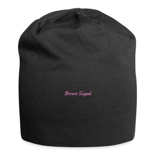 Brown sugah - Jersey Beanie