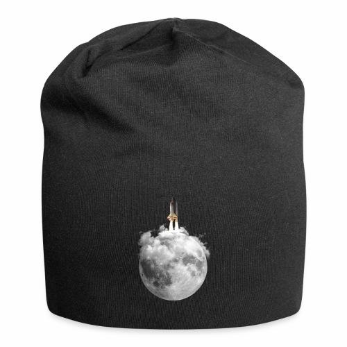 Mondrakete - Jersey-Beanie