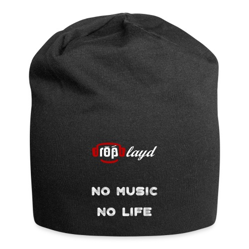 dropblayd Merch - No Music No Life - Jersey-Beanie