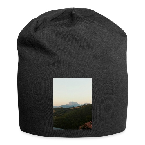 Panorama - Beanie in jersey