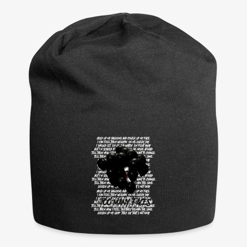 Too many faces (NF) - Jersey Beanie