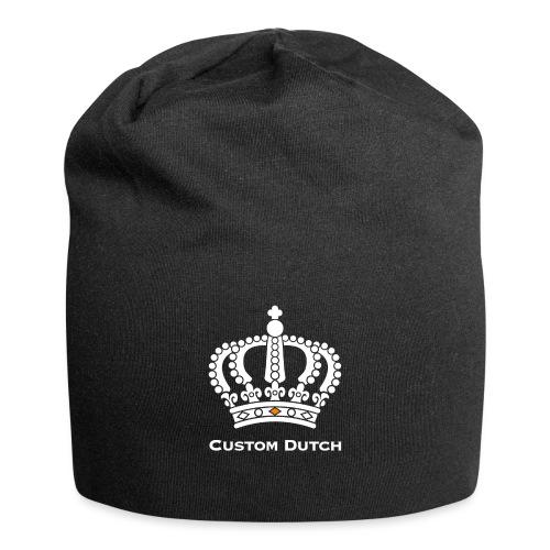 Custom Dutch' Kroon - Jersey-Beanie