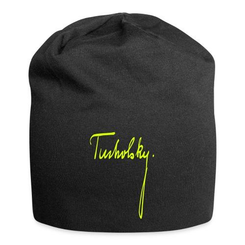 Kurt Tucholsky - Jersey-Beanie