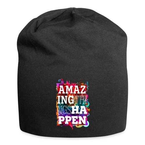 Amazing Things Happen - Jersey Beanie