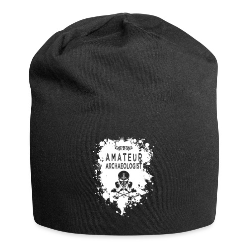 Amateur Archaeologist White Spatter - Jersey-beanie