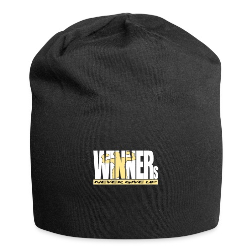 WINNERs NEVER GIVE UP - Jersey-Beanie