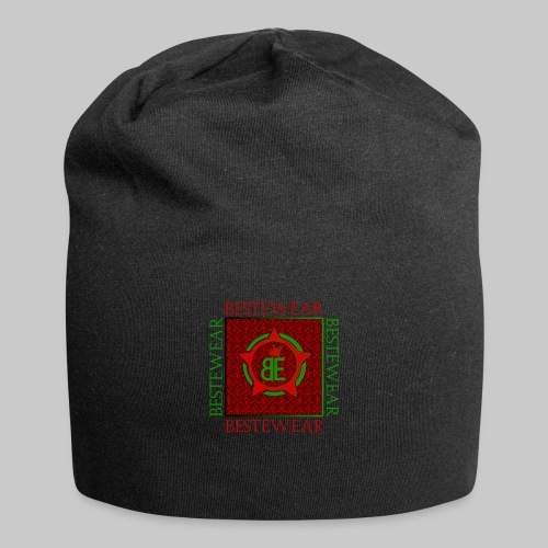 #Bestewear - Royal Line (Green/Red) - Jersey-Beanie