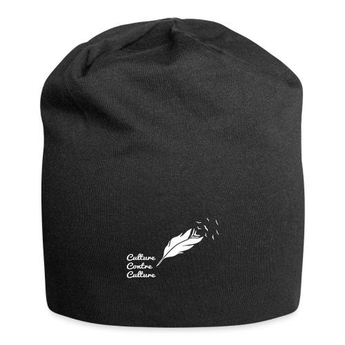Culture contre Culture (version light, par éoline) - Bonnet en jersey