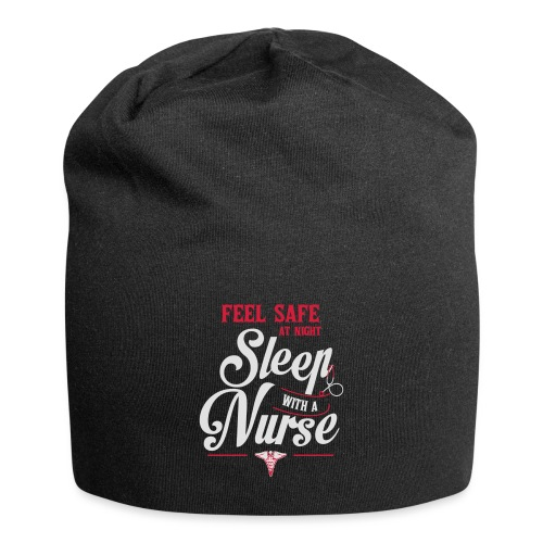 Feel safe at night, sleep with a nurse - Jersey-pipo
