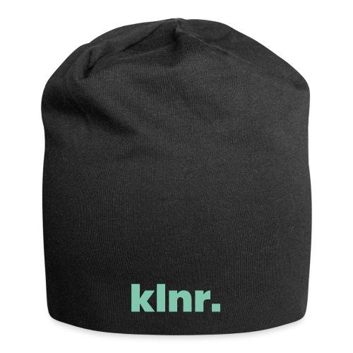 klnr. Design - Jersey-Beanie
