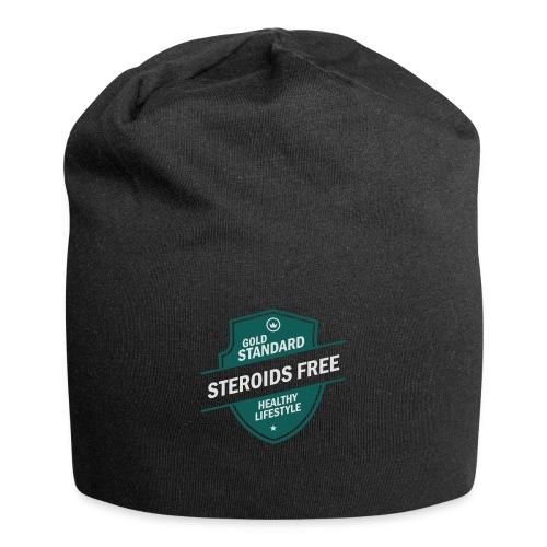 GoldStd-SteroidsFree-33 - Jersey Beanie