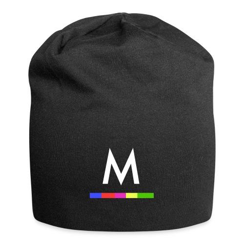 Metro - Gorro holgado de tela de jersey