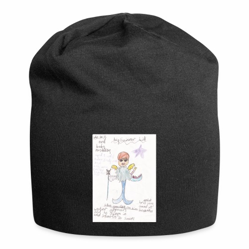 Big Swimmer Bill DHIRT - Jersey Beanie