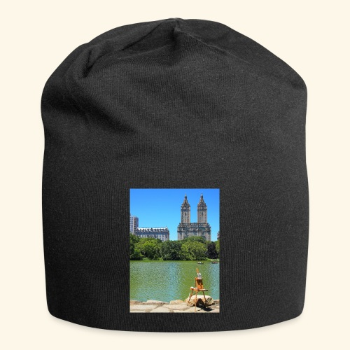 Dipinto americano - Beanie in jersey