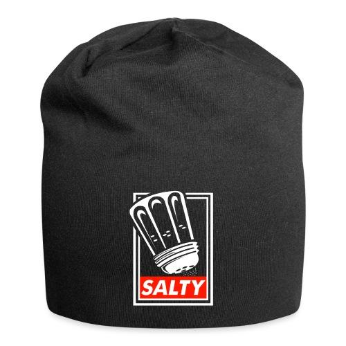 Salty white - Jersey Beanie